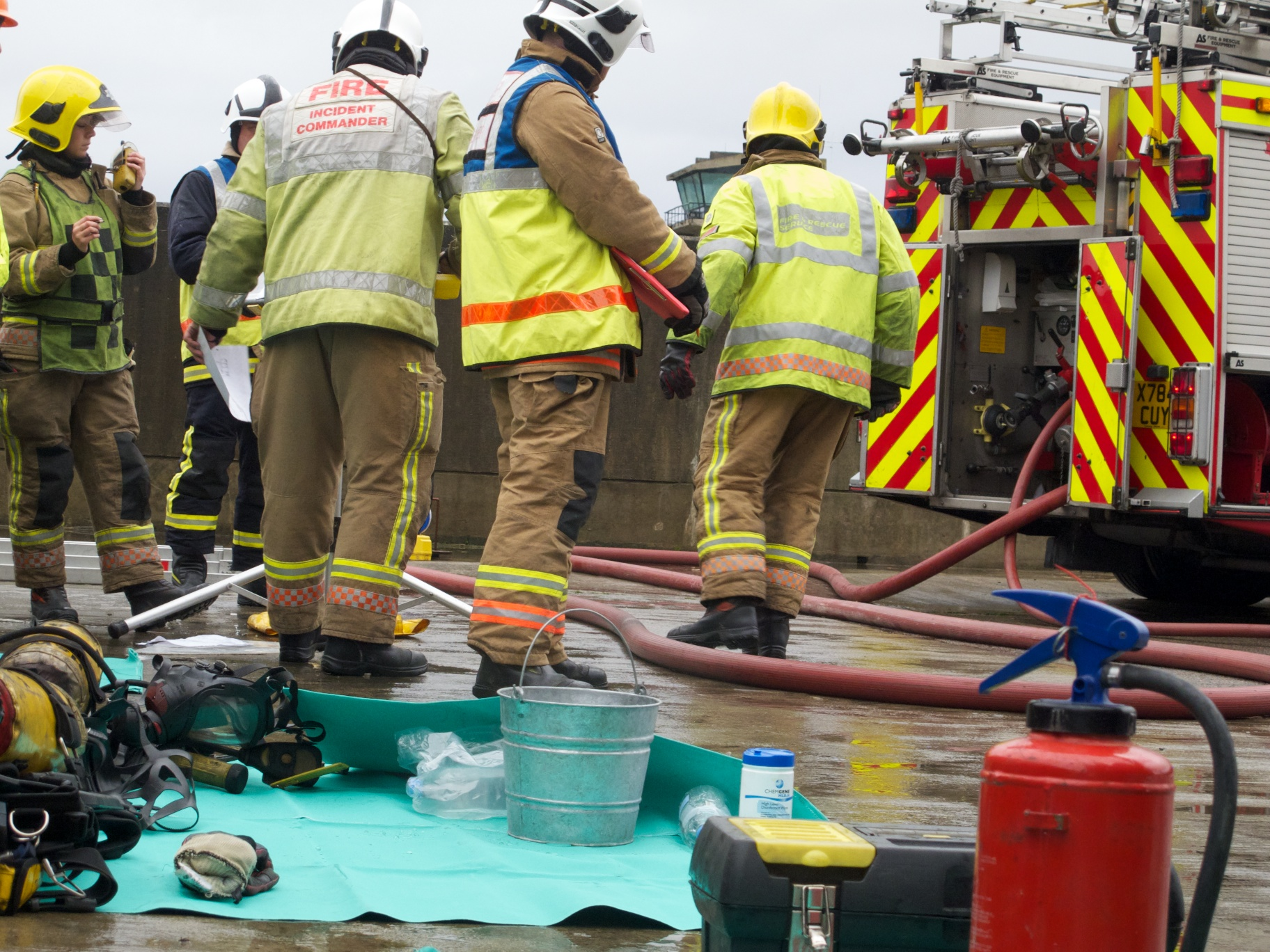 NBAC – National Breathing Apparatus Challenge